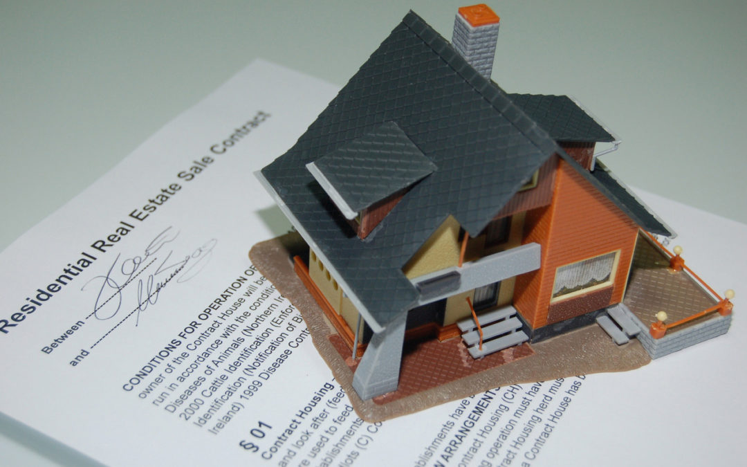 Appraisals in a Real Estate Contract